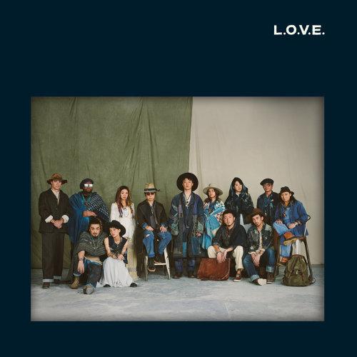 陳奕迅 eason and the duo band - L.O.V.E.